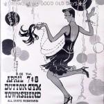 Roaring 20s Dance Poster