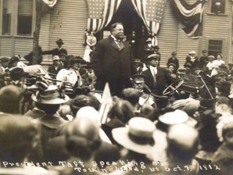 WH Taft 1912