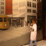 8. Streetcar, touch-up by professional