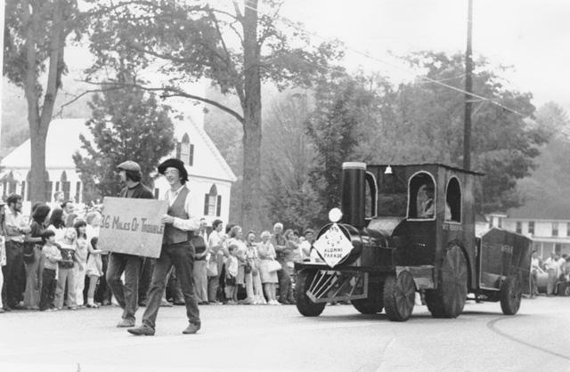 1977 Alumni Parade-36 Miles of Trouble