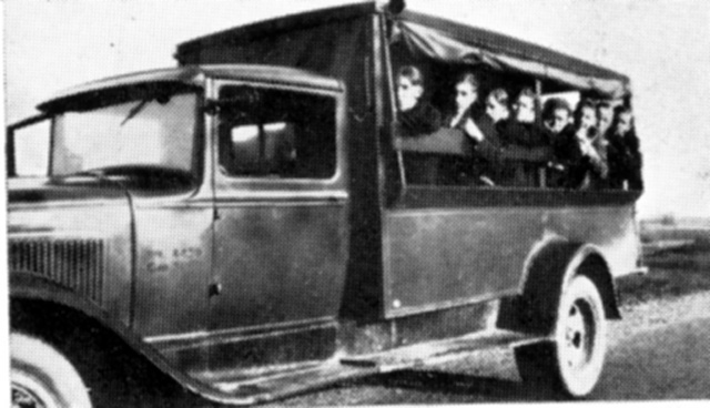 School Bus 1931