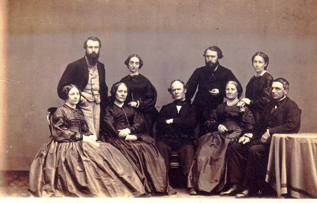 Willard Family 1890's